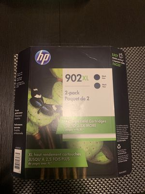 Hp 902xl black ink for Sale in Los Angeles, CA