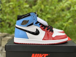 Air Jordan 1 Retro High OG Fearless UNC Chicago Men's Size 10.5 CK5666-100 for Sale in CO, US