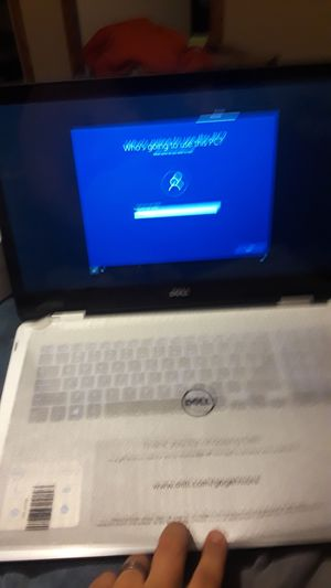 Dell inspiron 17 7000 series for Sale in Lubbock, TX