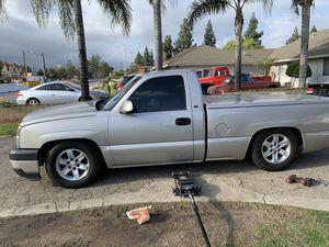 06 Chevy Silverado single cab 5.3L for Sale in Chino, CA