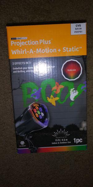 Halloween projector $15 for Sale in Goodyear, AZ
