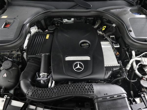 2016 Mercedes-Benz GLC-Class