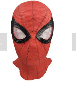 Spider-Man mask for Sale in Fresno, CA