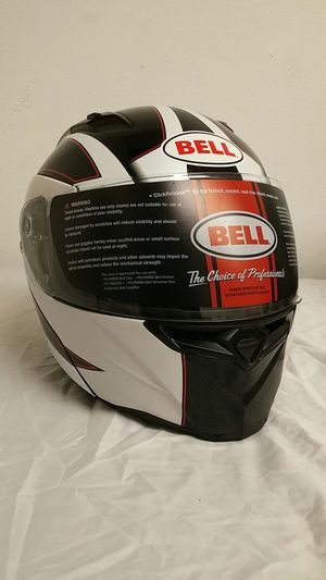 Bell Revolver Ghost Black Motorcycle Helmet Size Medium for Sale in Signal Hill, CA