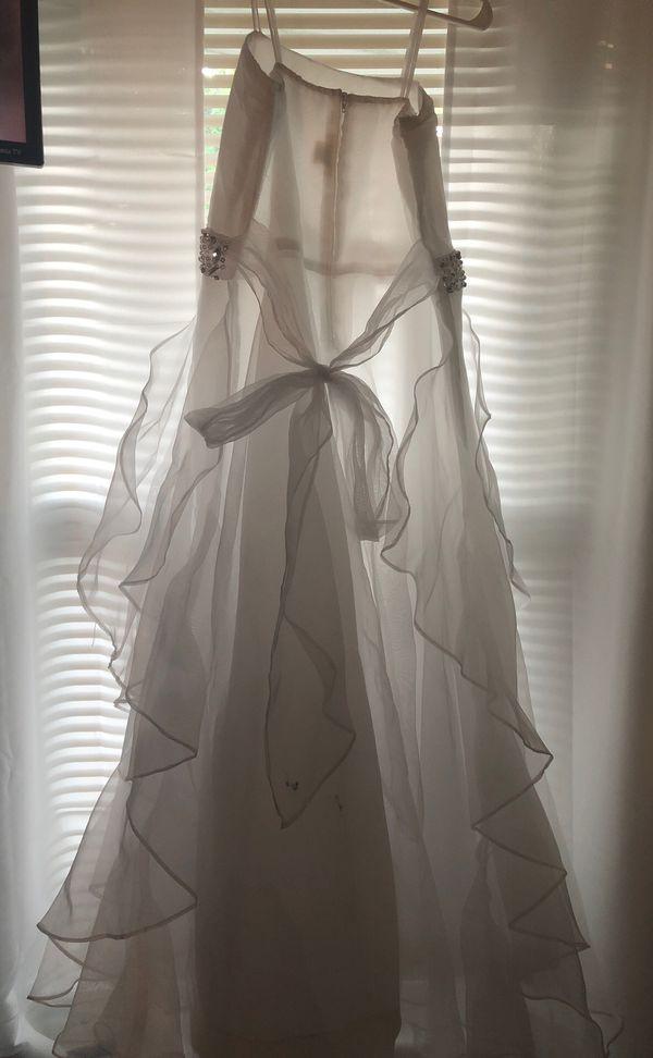 Size 16 kids/girls flower girl/communion dress