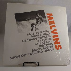 Rare- Melvins - 8 Songs - Lp - White - No Scratches for Sale in Kent, WA