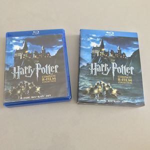 Blu-Ray Harry Potter 8- Film Collection for Sale in Peoria, AZ