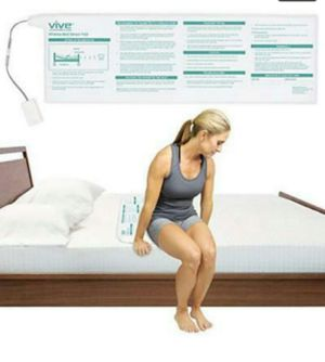 VIVE HEALTH WIRELESS BED SENSOR PAD & TRANSMITTER (Fall Prevention) for Sale in Las Vegas, NV