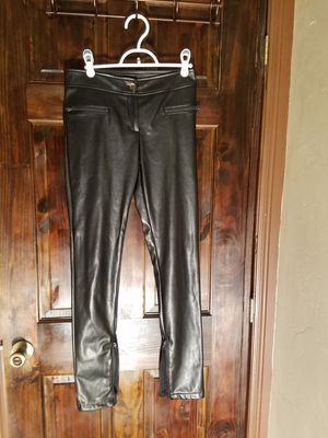 Women's Faux Leather Pants. for Sale in Salt Lake City, UT