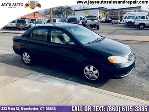 2005 Toyota Corolla for Sale in Manchester, CT