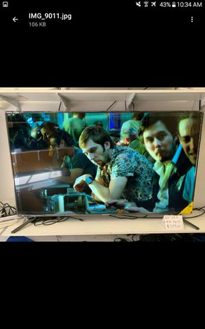 65 led smart 4k scepter HDTV like new in box comes with 6 month warranty Ask us about our $$$$$$$ options for Sale in Phoenix, AZ