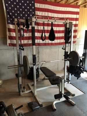 Power Rack weight lifting for Sale in Buford, GA