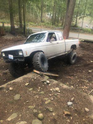 1988 Ford ranger v6 wheeler for Sale in Auburn, WA