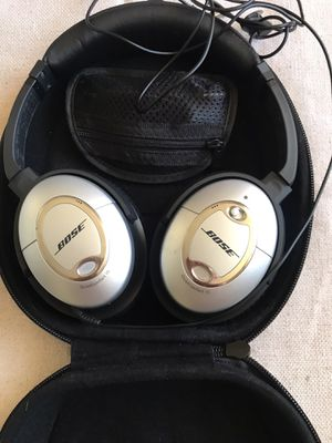 Bose Acoustic Noise Cancelling Headphones 15 for Sale in Scottsdale, AZ