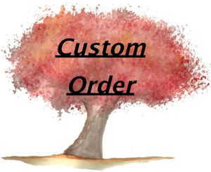 Custom Order light Blue Orchids for Sale in Gaylord, MI
