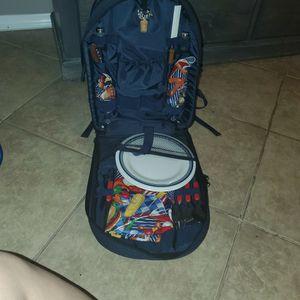 Picnic Backpack for Sale in Hesperia, CA