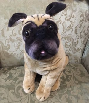 "Large 18"" tall Pug dog stuffed animal for Sale in Cicero, IL"