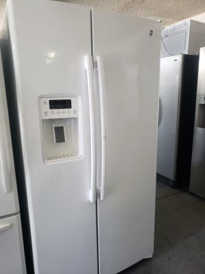 FREE DELIVERY! GE Refrigerator Fridge Works Perfect Free Delivery #880 for Sale in Ontario, CA