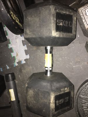 Dumbbell #105 for Sale in Chesapeake, VA