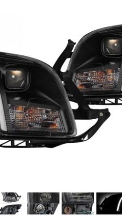 Used Ford fusion headlights spider for Sale in San Antonio,  TX