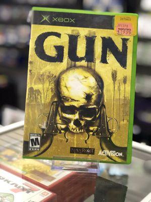 Gun for the Xbox for Sale in San Bernardino, CA