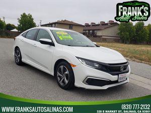 2019 Honda Civic Sedan for Sale in Salinas, CA