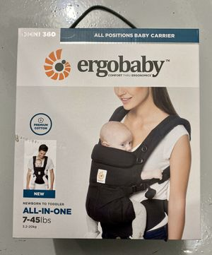 Ergobaby Omni 360 All-In-One Baby Carrier for Sale in Kenmore, WA
