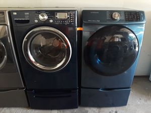 LG Washer And Samsung Electric Dryer for Sale in Austin, TX