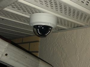 Security cameras and alarm for Sale in Haines City, FL
