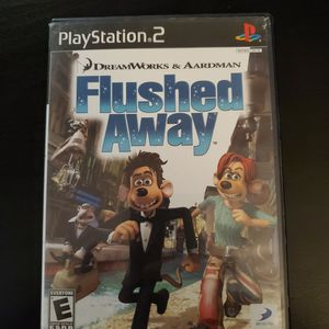 Flushed Away PlayStation 2 PS2 for Sale in Mesa, AZ