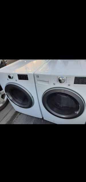 Kenmore Set Gas And Washer for Sale in Riverside, CA