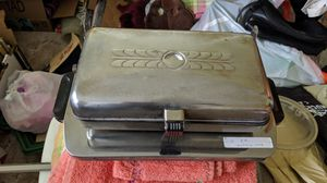 Antique stove top waffle iron for Sale for sale  Auburn, WA