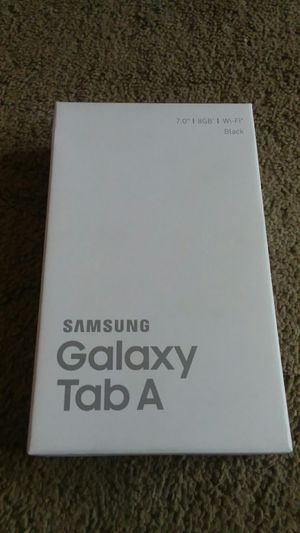SAMSUNG GALAXY Tab A for Sale in Kearney, NE