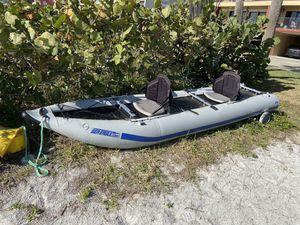 Sea Eagle Tandem Inflatable Kayak for Sale in Indian Shores, FL