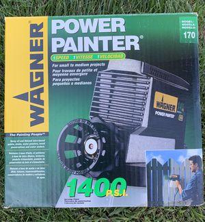 Power Spray Painter for Sale in Waterbury, CT
