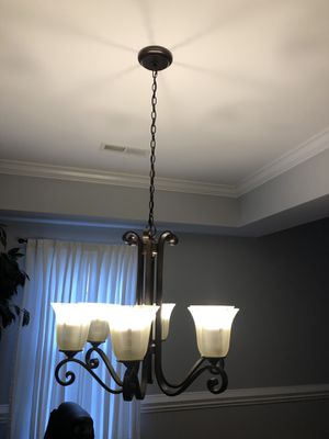 3 Large Uttermost Dinning Kitchen Hallway Chandler Lights for Sale in High Point, NC