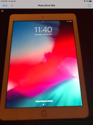 Apple IPad 6th Generation with WiFi 32GB for Sale in Eagan, MN