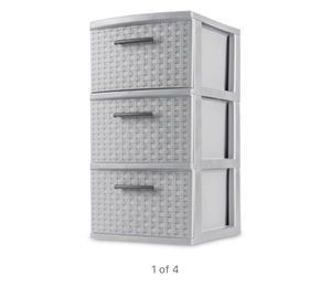 Plastic drawers for Sale in Palmdale, CA