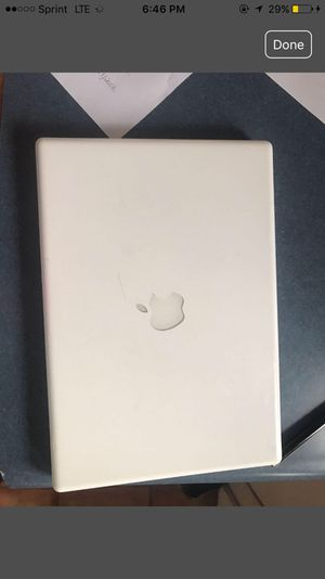 MacBook (for parts or repair) for Sale in Metamora, IL