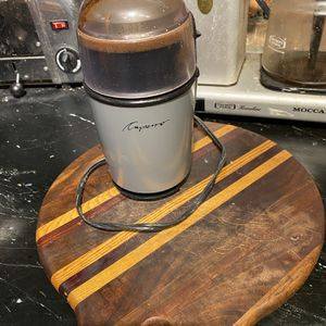 Capresso Electric Coffee Grinder for Sale in Suffolk, VA