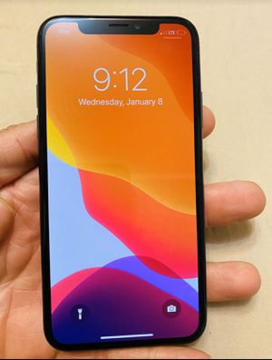 Unlocked iPhone X / 256GB for Sale in Los Angeles, CA
