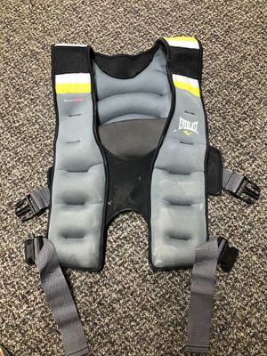 Weighted vest for Sale in Hermon, ME