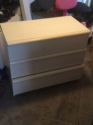 Bellini Changing Table Dresser & additional dresser for Sale in Plantation, FL