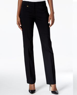 JM Collection *Petit, Short, and Brown* Trousers (6P) for Sale in Los Angeles, CA