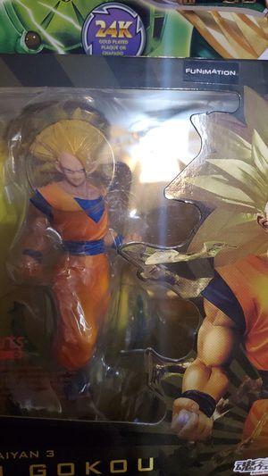 Dragonball Z ss3 Goku figuarts zero for Sale in Selma, CA