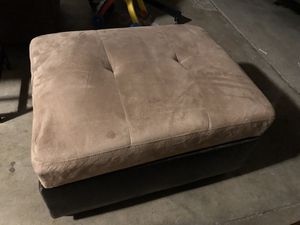 Ottoman with storage for Sale in Fresno, CA