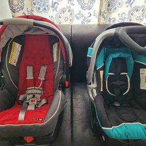 Infant Car Seats $15 Each Or BEST OFFER for Sale in Vallejo, CA