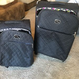 Vera Bradley Luggage for Sale in West Columbia, SC