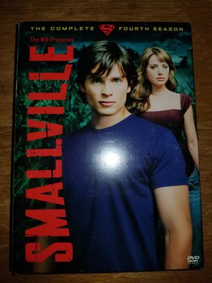 Smallville Season IV for Sale in Los Angeles, CA