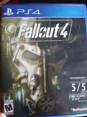 Fallout 4 (PS4) for Sale in San Diego, CA